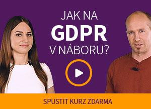 Jak na GDPR v náboru? Podívejte se na video kurz na seduo.cz