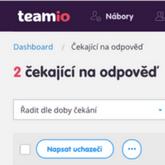 Výpis neinformovaných uchazečů – Teamio – náborová aplikace
