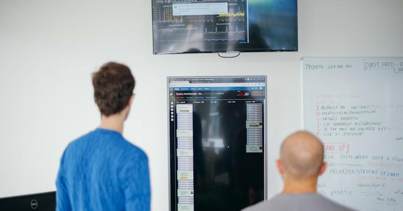 IT bezpečí dat uchazečů v náborové aplikaci Teamio