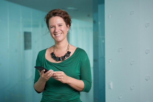 Marika Janoušková – liniový manažer